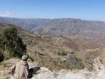 Äthiopisches Hochland
