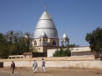 Grabmal des Mahdi, Omdurman, Sudan
