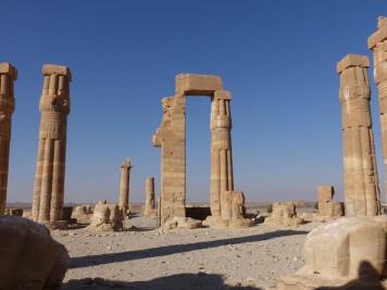 Amun Tempel, Soleb, Sudan