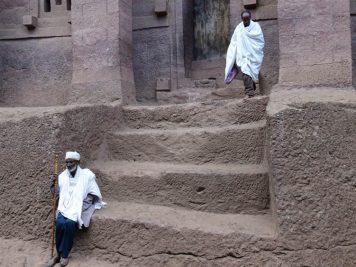 Weltenerlöserkirche, Lalibela, Äthiopien