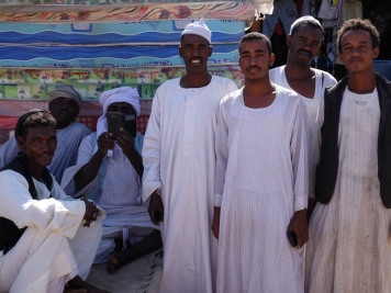 Atbar, Sudan