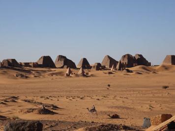 Meroe, Sudan