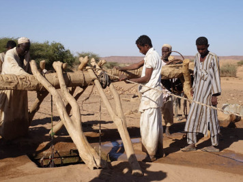 Naga, Sudan