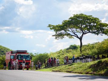 Reise 047-Quer durch Afrika - Marion und Daniel - Geschichten von unterwegs. Foto by Daniel Kempf-Seifried-233